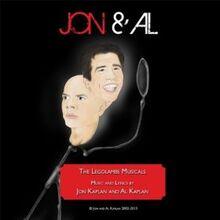 Jon and Al Kaplan The Legolambs Musicals