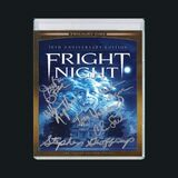 Terror Time Fright Night signed cast blu ray