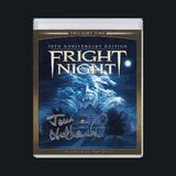Terror Time Fright Night Tom Holland signed blu ray