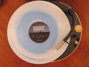 Fright Night Soundtrack - Blue White Evil Fog limited edition