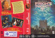 Fright Night 2 PAL Video