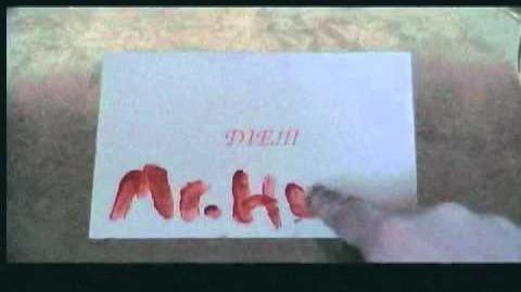 Mr Hush Teaser