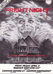 Fright Night 1985 Magazine Ad Give It Up Evelyn Champagne King