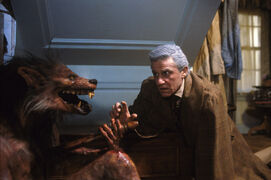 Fright Night Roddy McDowall Stephen Geoffreys 2