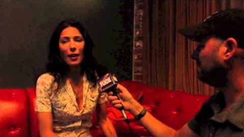 Jaime Murray Fright Night 2 Interview