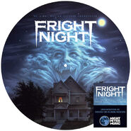 Fright Night Soundtrack Picture Disc