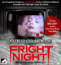 You're So Cool Brewster - Fright Night - Bob Corff