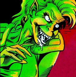 Fright Night Comics Donna
