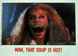 Topps Fright Flicks 02 Fright Night 1985 Amanda Bearse