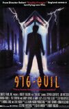 976 Evil Theatrical Poster cr
