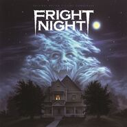Fright Night Soundtrack - Night Fever 2016 Re-Release Cover