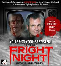 You're So Cool Brewster The Story of Fright Night - Jonathan Stark