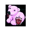 Pink Polar Bear-icon