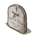 Fly Gravestone-icon