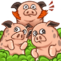 Share Lost Piglets-icon