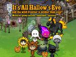 Halloween Event Loading Screen