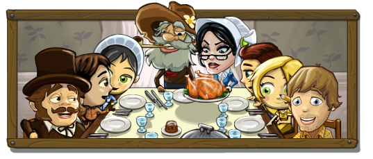 Thanksgiving Event Banner