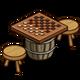 Checker Barrel-icon