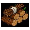 Wood Pile-icon
