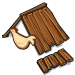 Coop Wooden Roof-icon