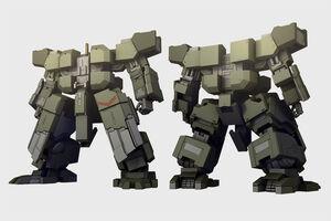 Grapple wanzer concept 01