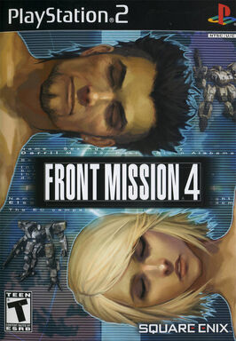 Front Mission 4 cover