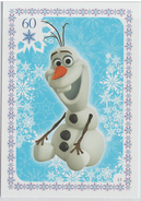 Frozen Trading Card 015