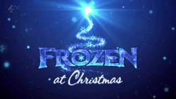 Frozen at Christmas