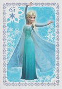 Frozen Trading Card 007