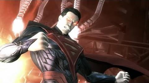 Batman vs. Superman - Injustice Gods Among Us