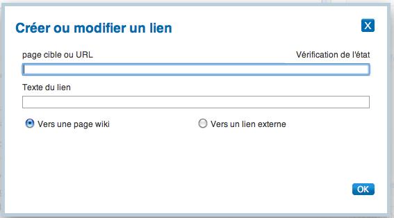 Fichier:Créer un lien interne.png