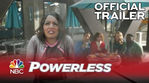 POWERLESS Official Trailer