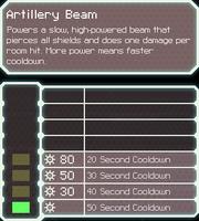 ArtilleryBeam
