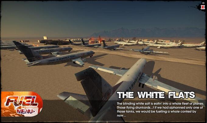 The White Flats