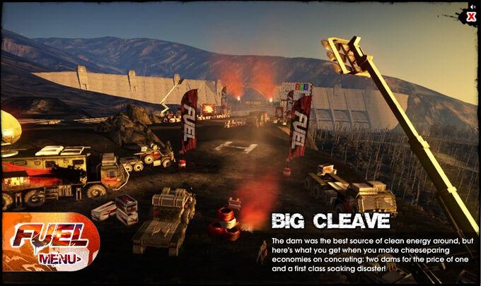 Big Cleave