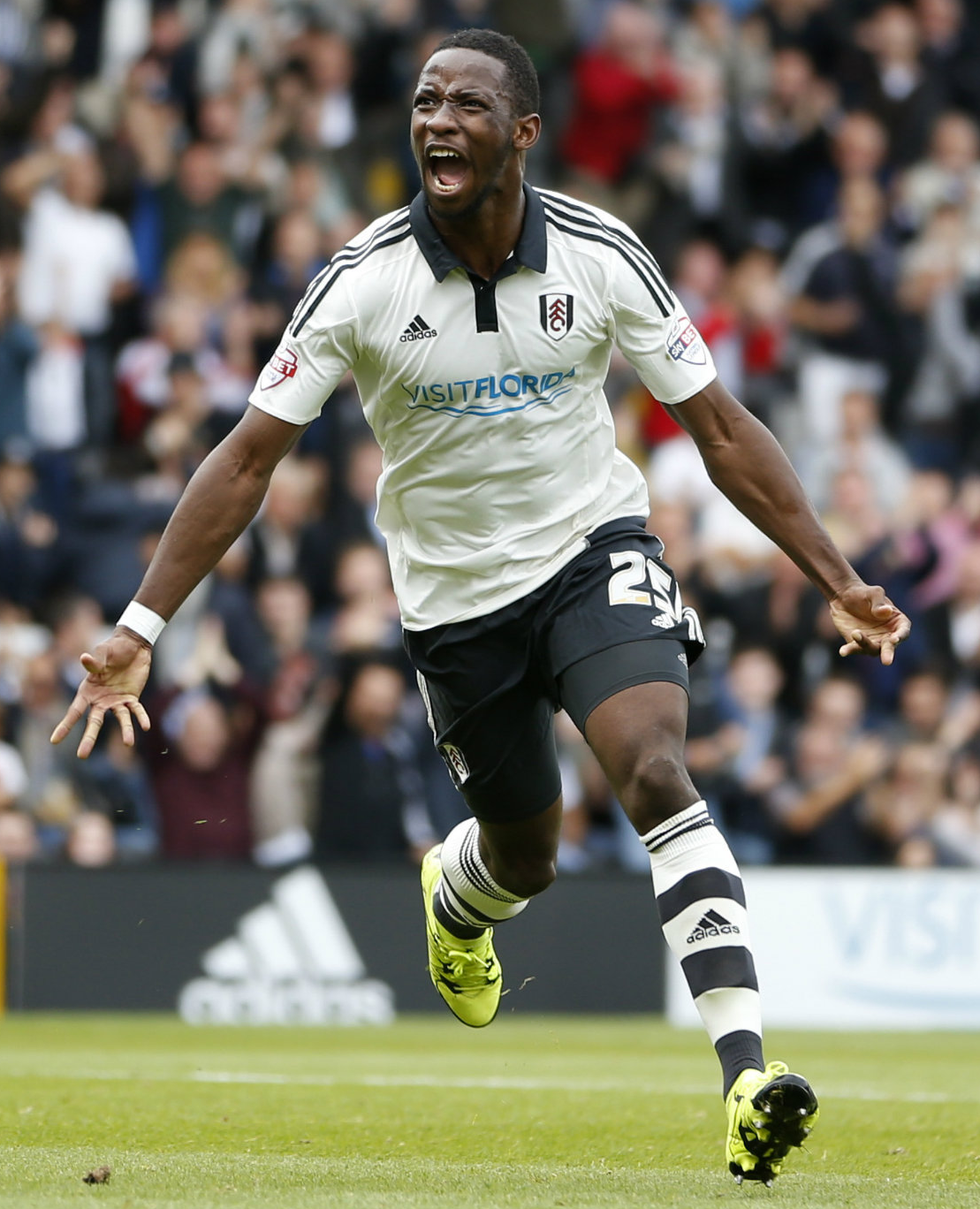 Fulham v Tottenham: Official confusion guaranteed when Moussa ...