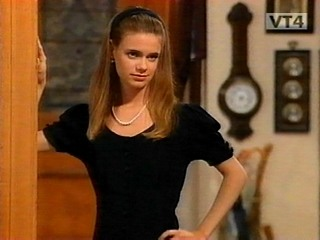Kimmy Gibbler from Full House is an avid marathon runner ...