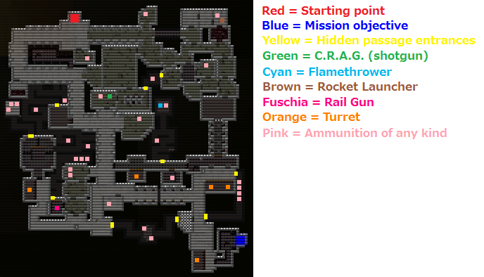 Kerrus 07 - Infiltration map