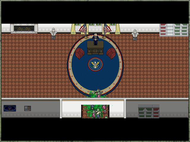 The end screenshot