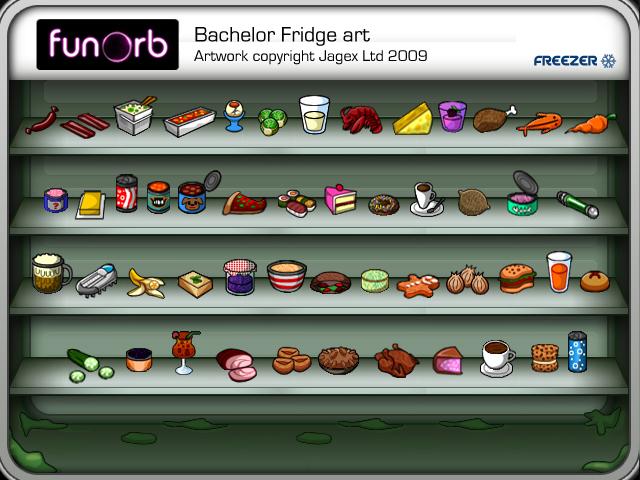 Bachelor fridge 2