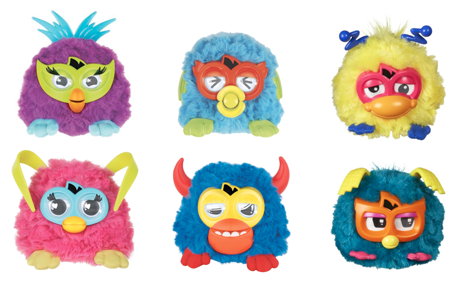 wiki Furby Party Rockers