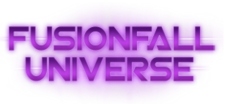 FusionFall Universe Logo
