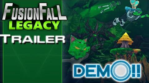 FusionFall Legacy - Demo Teaser Trailer