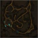 Upper Catacombs Map