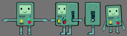Bmo model by fusionfallcreations-d59cy5v