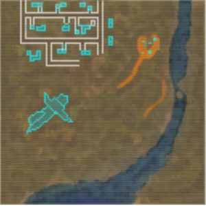 Candy Cove Map