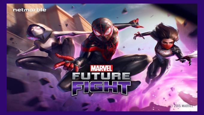 MFF Spider-Verse