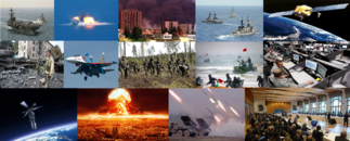 World War 3 Collage Total Future