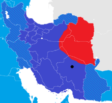 Iran War map 9