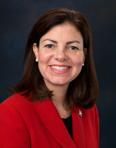 Kelly Ayotte, Official Portrait, 112th Congress 1